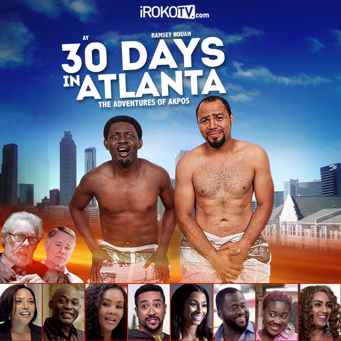 30 days in atlanta Instagram