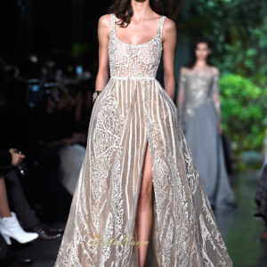 Elie Saab : Runway - Paris Fashion Week - Haute Couture S/S 2015