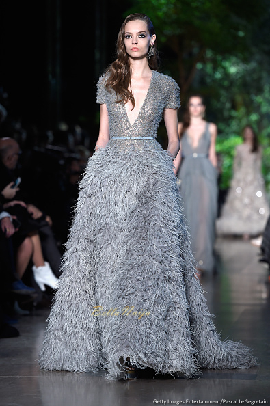 Elie Saab SS 2015 Haute Couture Collection - BellaNaija