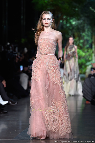 Elie Saab SS 2015 Haute Couture Collection