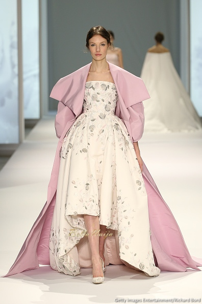 Ralph & Russo : Runway - Paris Fashion Week - Haute Couture S/S 2015