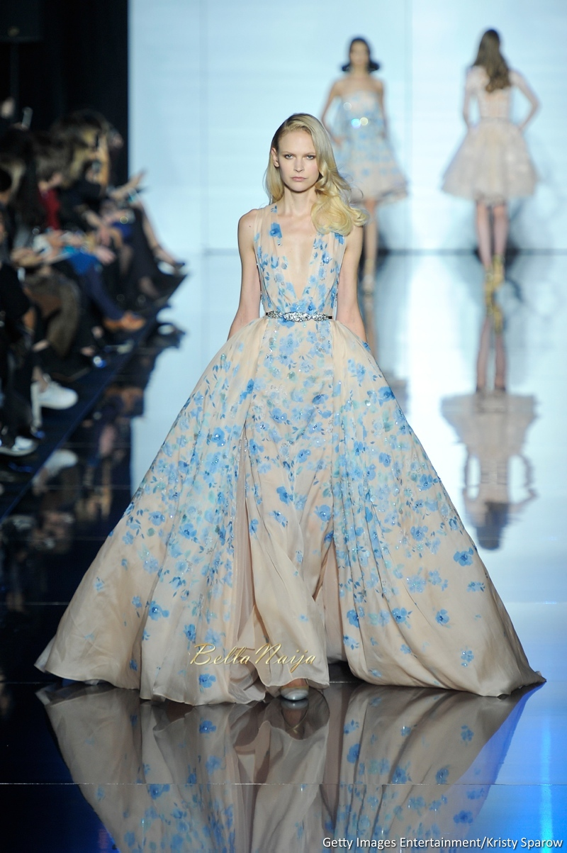Haute Couture 2015 Of Zuhair Murad Ss 2015 Haute Couture Collection Bellanaija