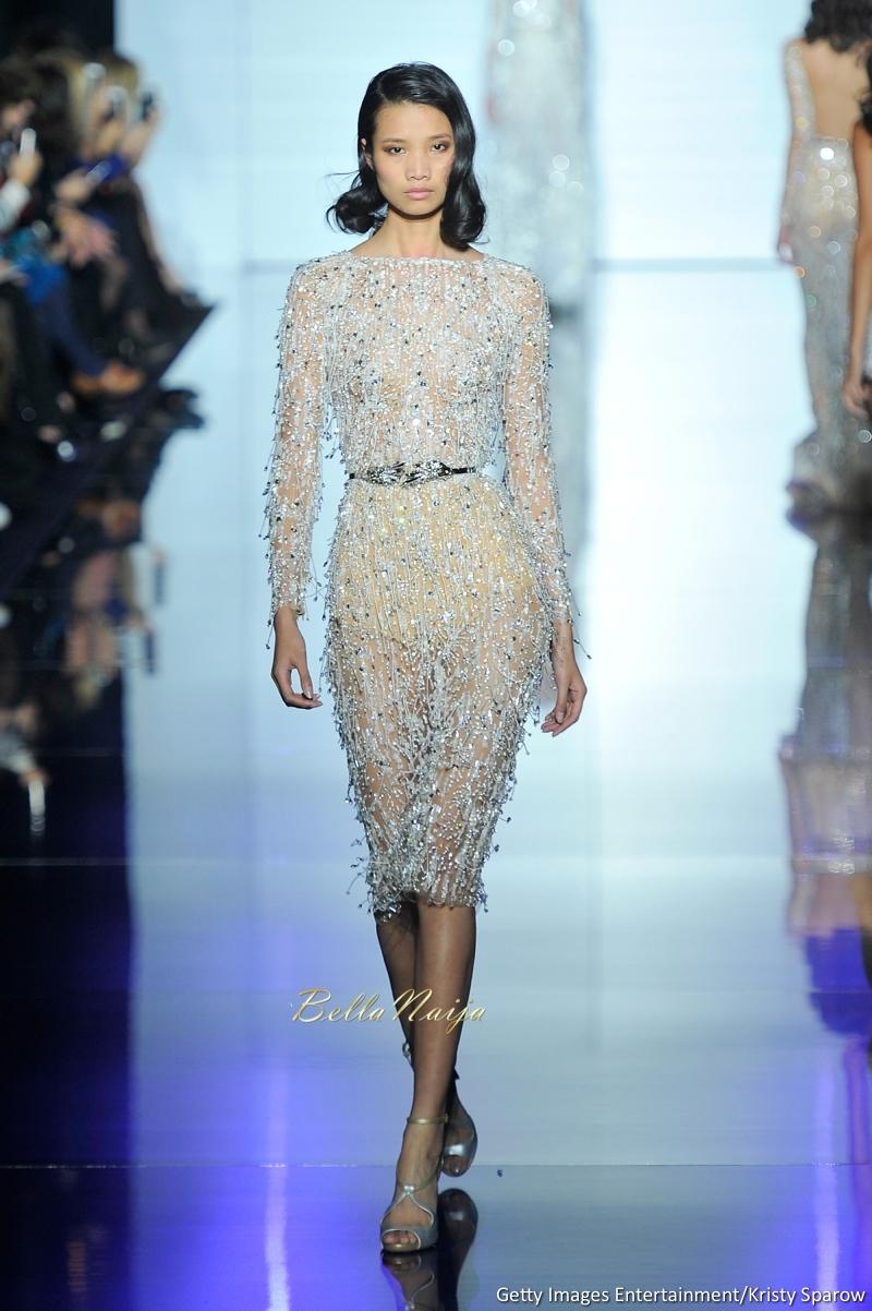 Zuhair Murad : Runway - Paris Fashion Week - Haute Couture S/S 2015