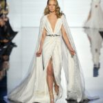 Zuhair Murad : Runway - Paris Fashion Week - Haute Couture S/S 2015