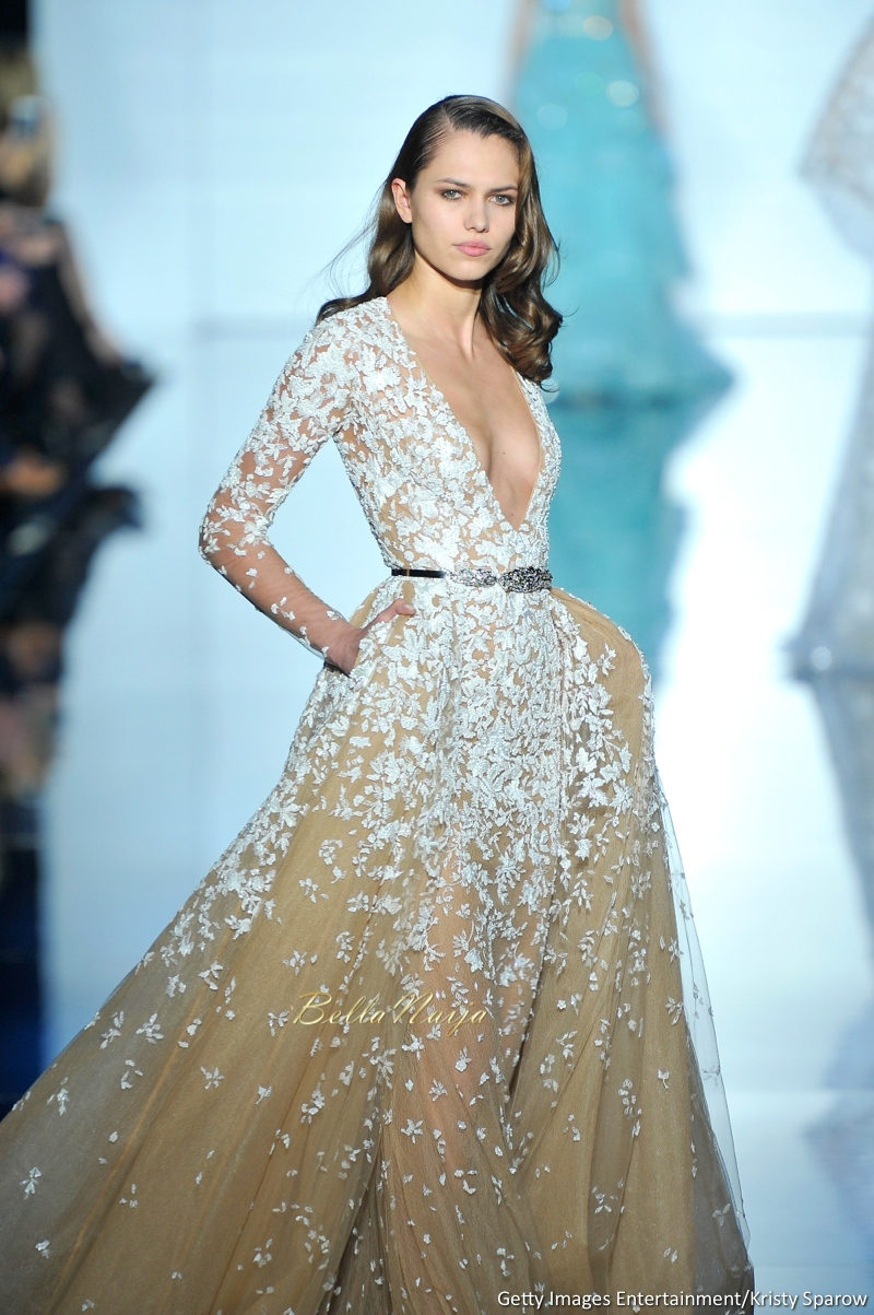 Zuhair murad ss 2015 haute couture collection bellanaija for Haute couture fashion