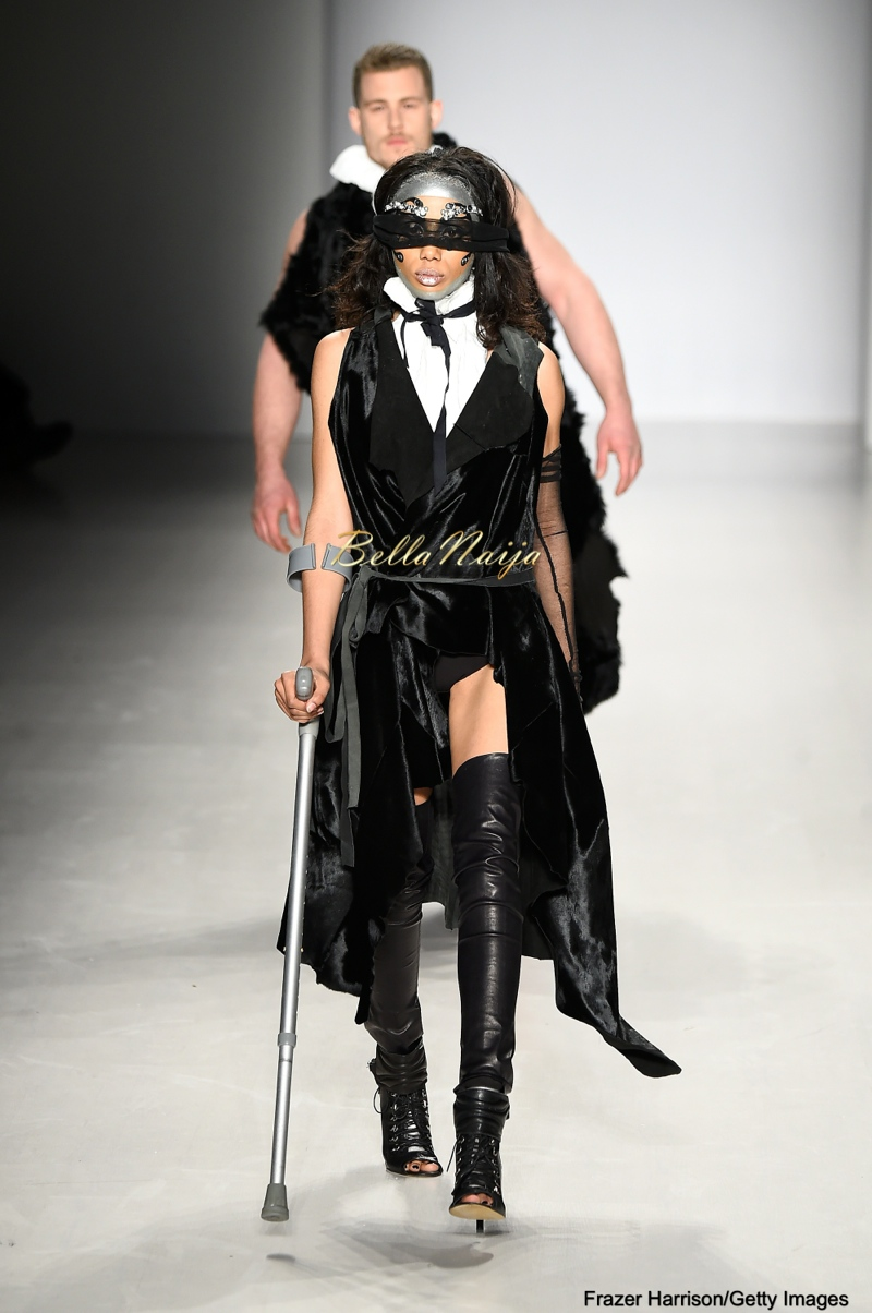 FTL Moda - Runway - Mercedes-Benz Fashion Week Fall 2015