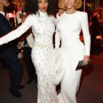 Solange Knowles & Beyonce Knowles-Carter