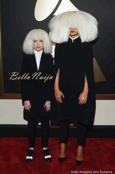 Maddie Ziegler &  Sia
