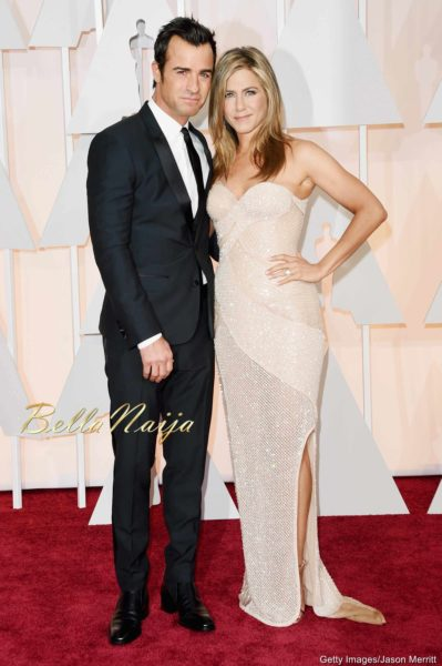 Justin Theroux & Jennifer Aniston