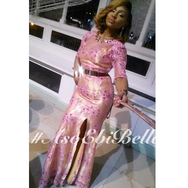@seunalicious in @sanscouture