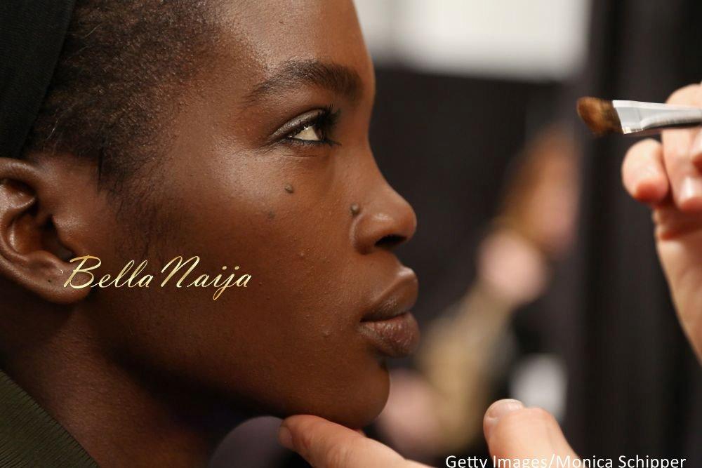 Aamito Stacie Lagum at New York Fashion Week 2015 - Bellanaija - February2015009