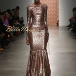 Aamito Stacie Lagum at New York Fashion Week 2015 - Bellanaija - February2015013