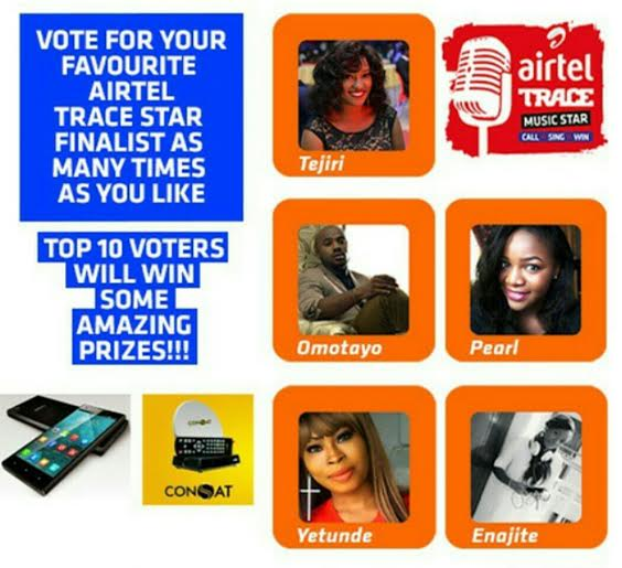 Airtel Trace Star - BellaNaija - February 2015