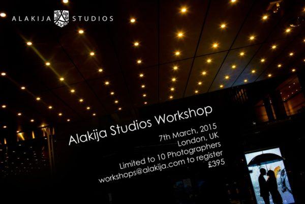 Alakija Studios London-Workshop for BN