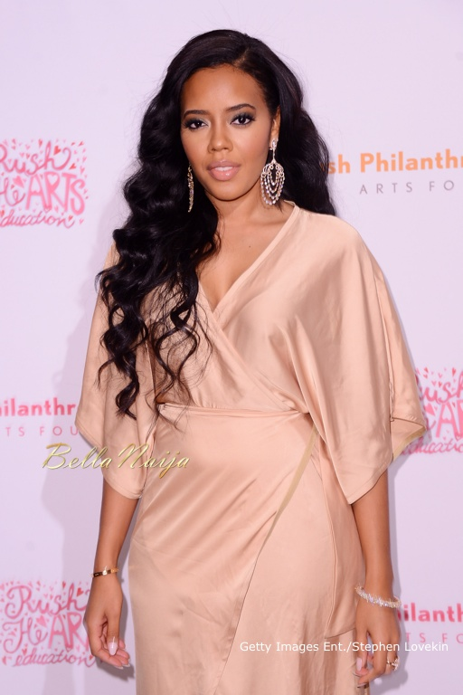 Russell Simmons' Rush Philanthropic Arts Foundation's Annual Rush HeARTS Education Valentine's Luncheon - Arrivals