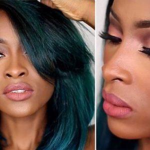 BN Beauty BeautyByJJ Makeup Tutorial - BellaNaija - February 2015