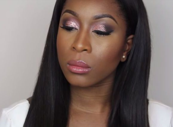 BN Beauty Jennifer Olaleye Makeup Tutorial - BellaNaija - February 2015001