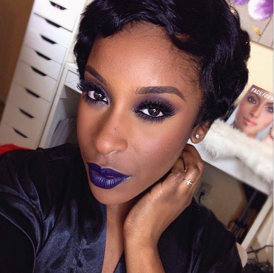 BN Beauty MakeupGameOnPoint Makeup Tutorial - BellaNaija - February 2015