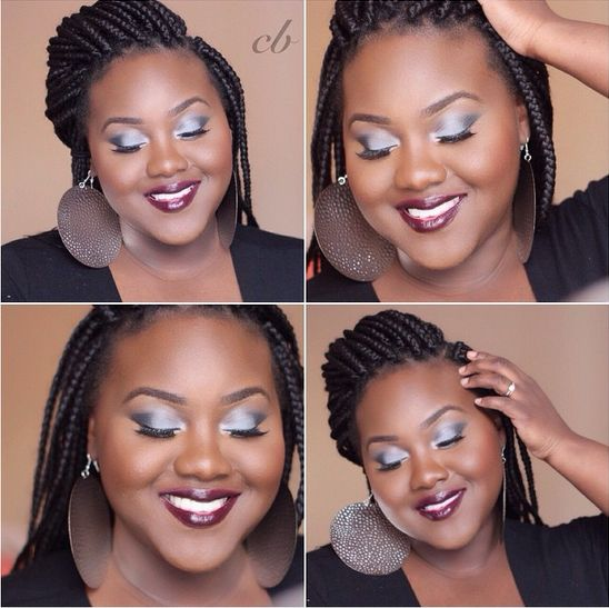 BN Beauty Valentine's Day Makeup Ideas - Bellanaija - February 2015001