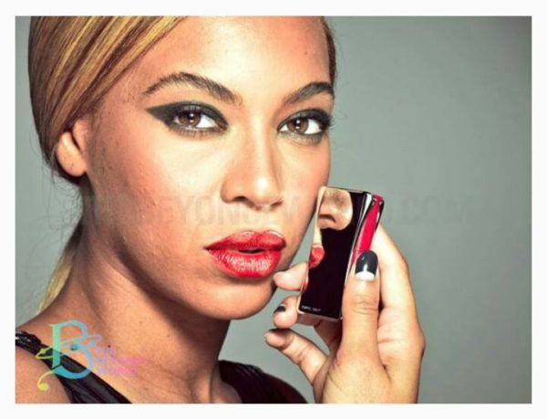 Beyonce Unretouched 2013 1