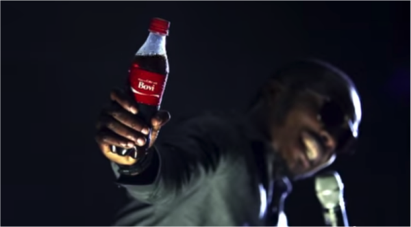 Bovi share a coke