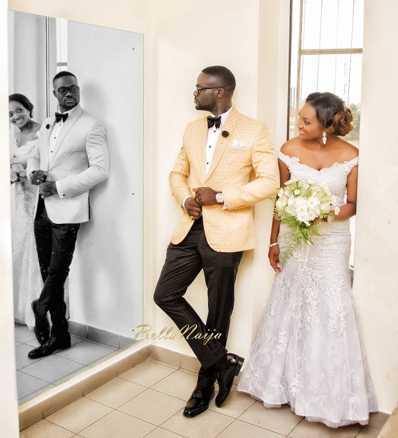 Bunmi of Shredder Gang & Kehinde Wedding 2