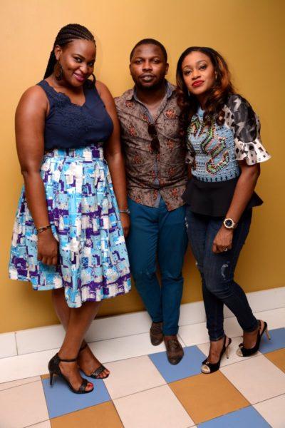 Busola Komolafe, Godson  Ukagbue & Lanre DaSilva Ajayi
