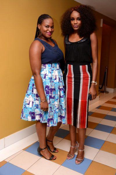 Busola Komolafe & Ono Bello