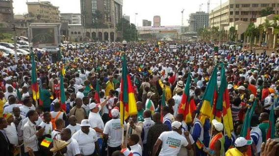 Cameroon March