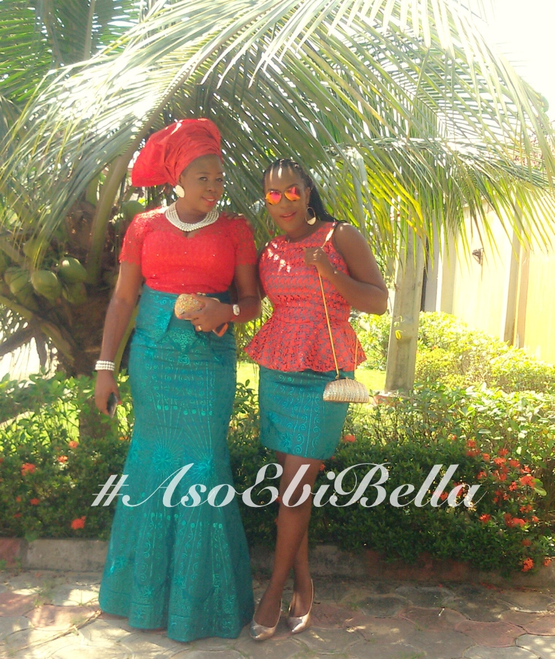 Chioma and Oma