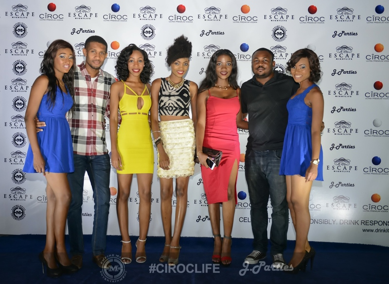 #CirocLife January Edition, Escape Night Club, Lagos | BellaNaija.Photo 31-01-2015 12 36 33