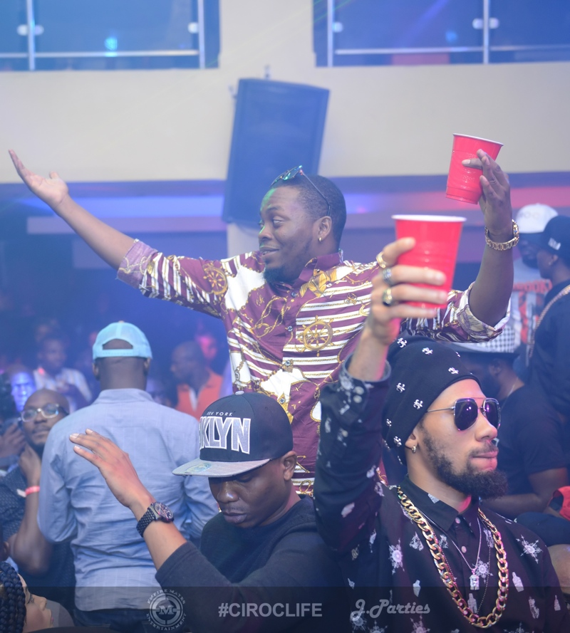 #CirocLife January Edition, Escape Night Club, Lagos | BellaNaija.Photo 31-01-2015 14 54 01