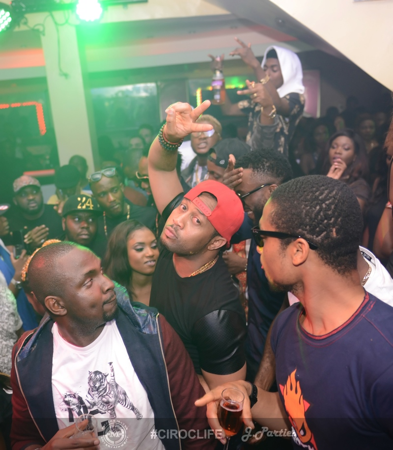 #CirocLife January Edition, Escape Night Club, Lagos | BellaNaija.Photo 31-01-2015 14 55 53