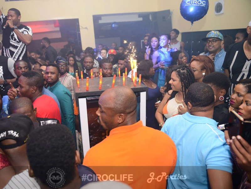 #CirocLife January Edition, Escape Night Club, Lagos | BellaNaija.Photo 31-01-2015 15 13 59