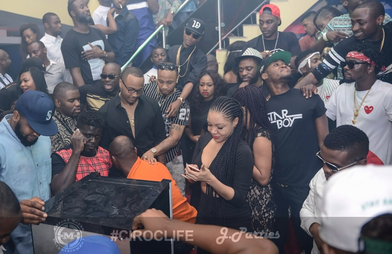 #CirocLife January Edition, Escape Night Club, Lagos | BellaNaija.Photo 31-01-2015 15 14 48-1