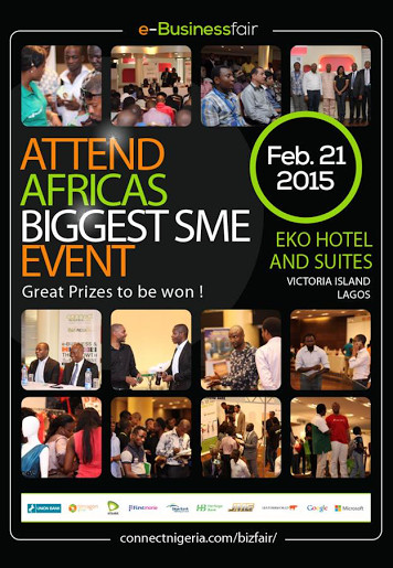 Connect Nigeria e-Business Fair 2015 - BellaNaija - February 2015
