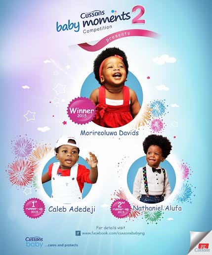 Cussons Baby Moments 2- BellaNaija - February 2015