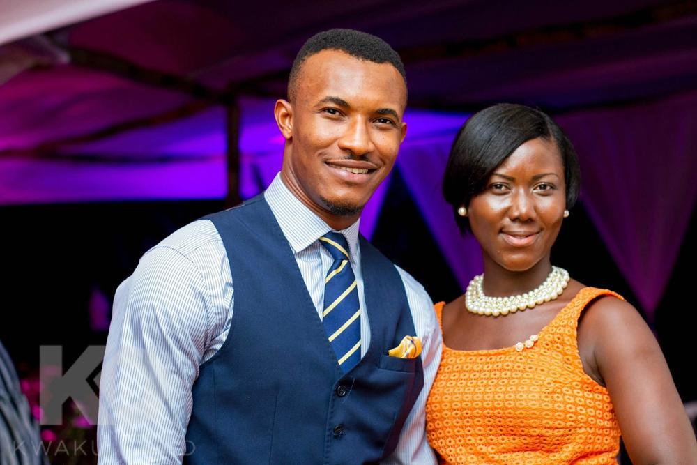 Damilola Adegbite & Chris Attoh Valentine's Day Wedding 2015 in Accra, Ghana | Kwaku David Photography | BellaNaija 008