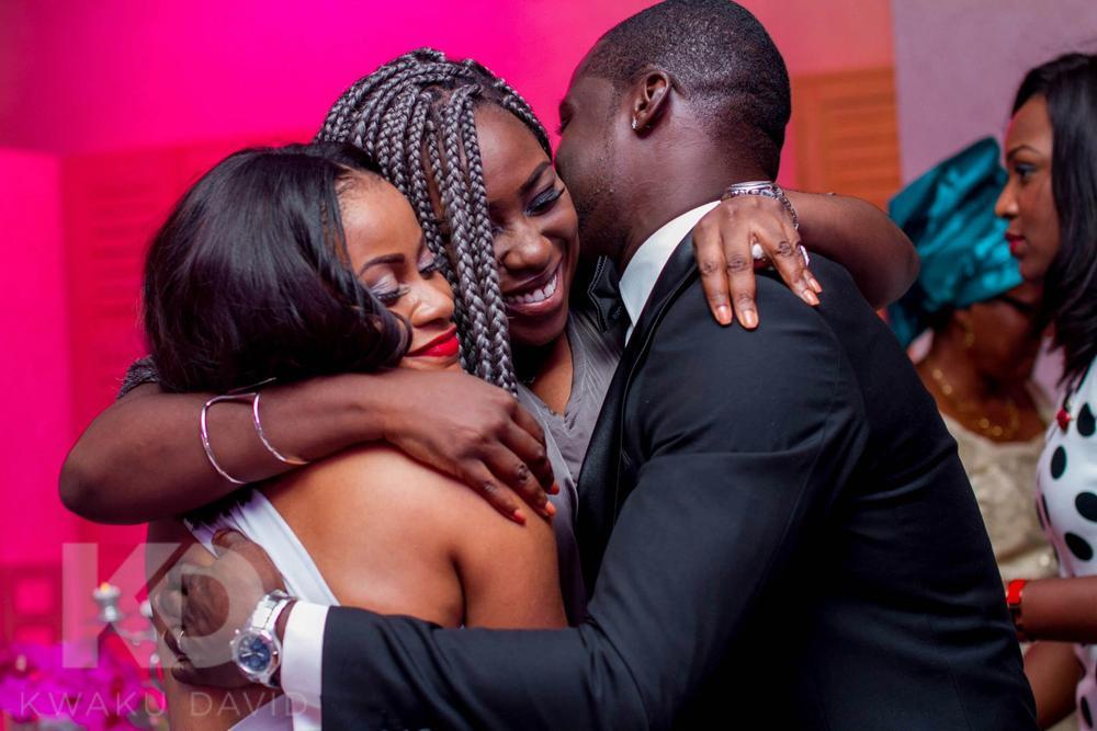 Damilola Adegbite & Chris Attoh Valentine's Day Wedding 2015 in Accra, Ghana | Kwaku David Photography | BellaNaija 009