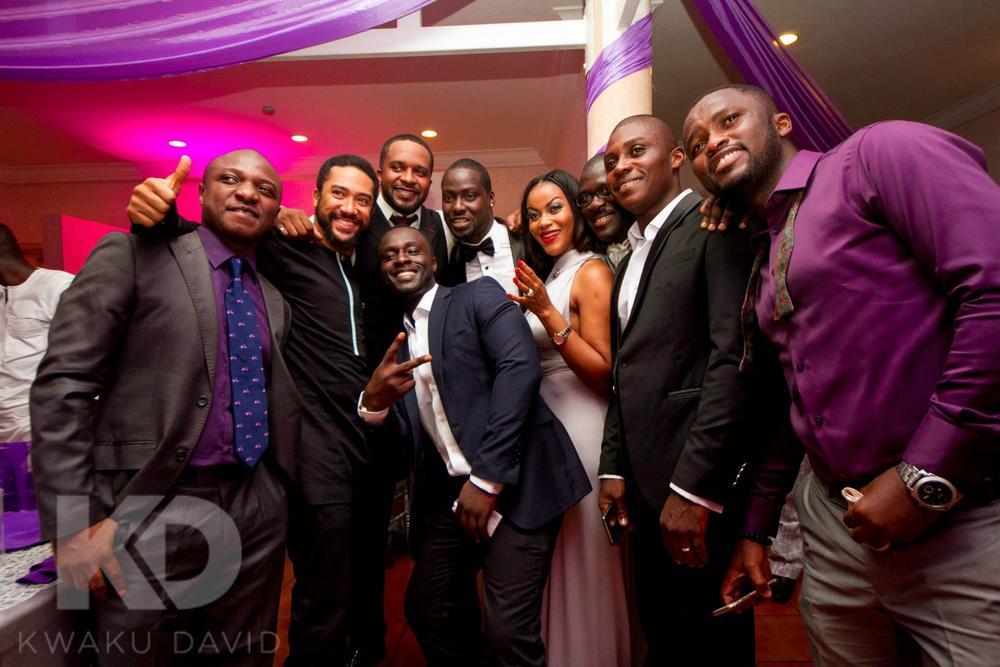 Damilola Adegbite & Chris Attoh Valentine's Day Wedding 2015 in Accra, Ghana | Kwaku David Photography | BellaNaija 013