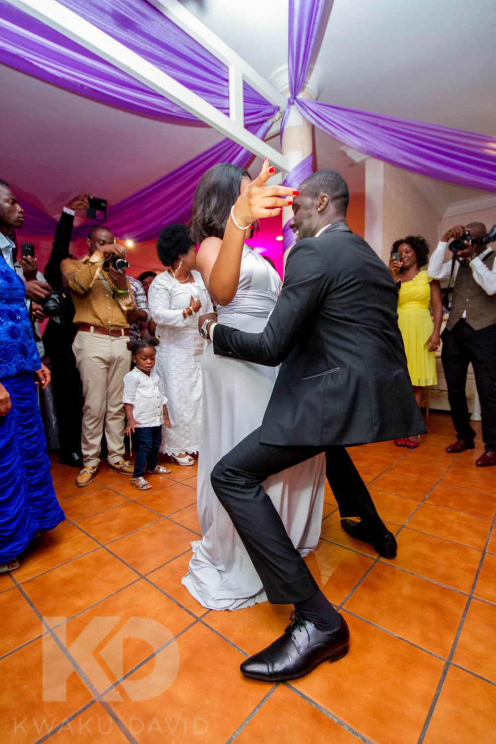 Damilola Adegbite & Chris Attoh Valentine's Day Wedding 2015 in Accra, Ghana | Kwaku David Photography | BellaNaija 014