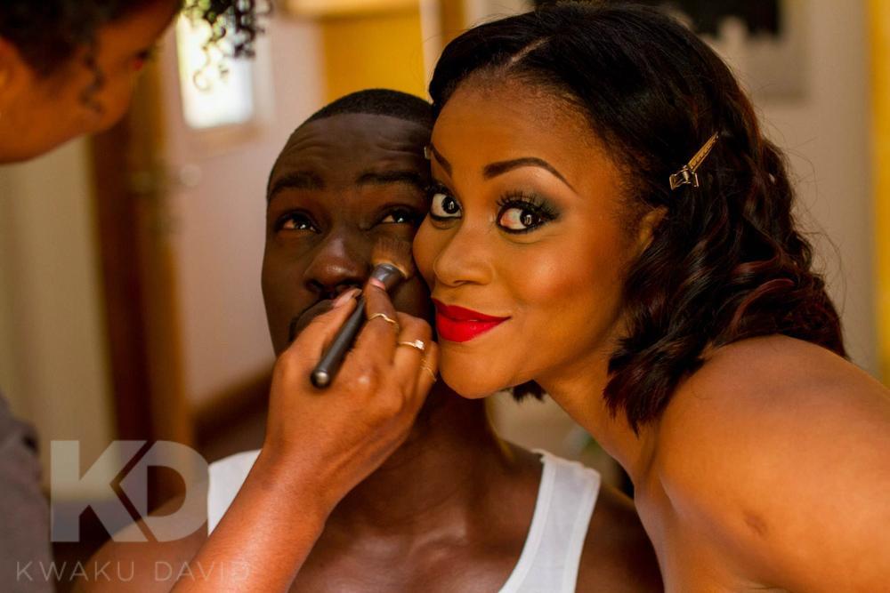 Damilola Adegbite & Chris Attoh Valentine's Day Wedding 2015 in Accra, Ghana | Kwaku David Photography | BellaNaija 015