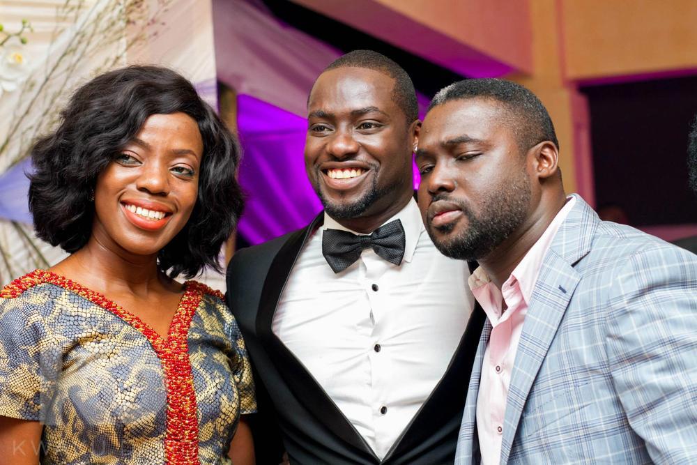 Damilola Adegbite & Chris Attoh Valentine's Day Wedding 2015 in Accra, Ghana | Kwaku David Photography | BellaNaija 021