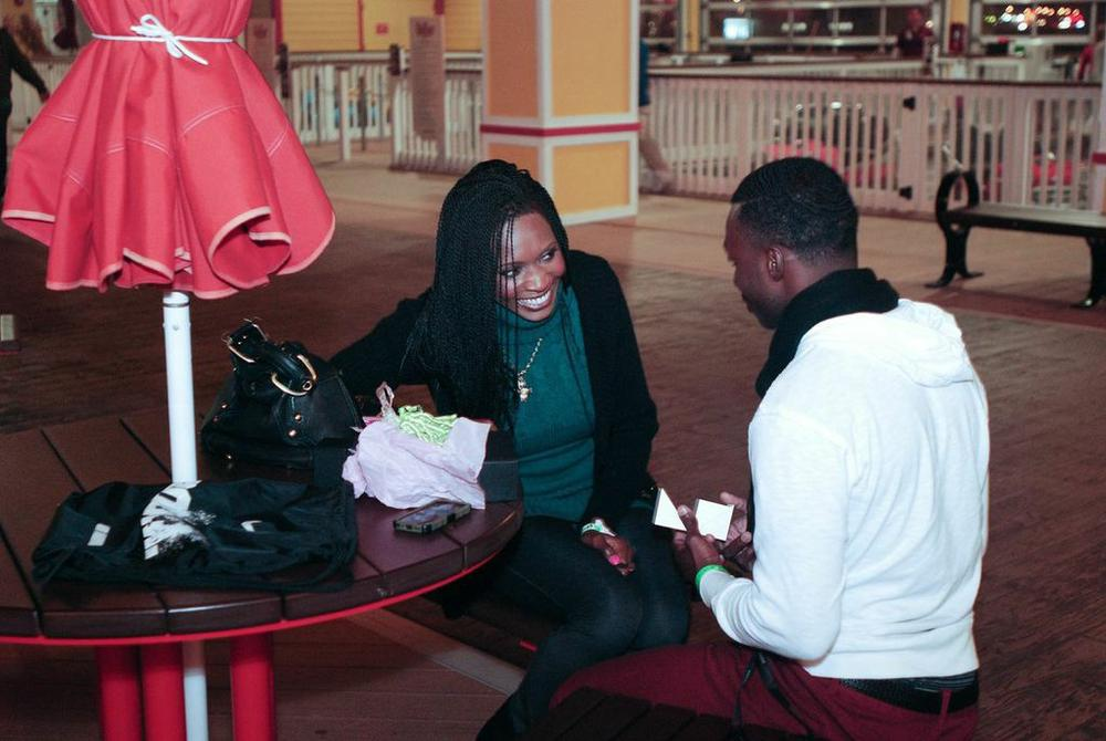 Damilola & Damilare Amusement Park Proposal 16
