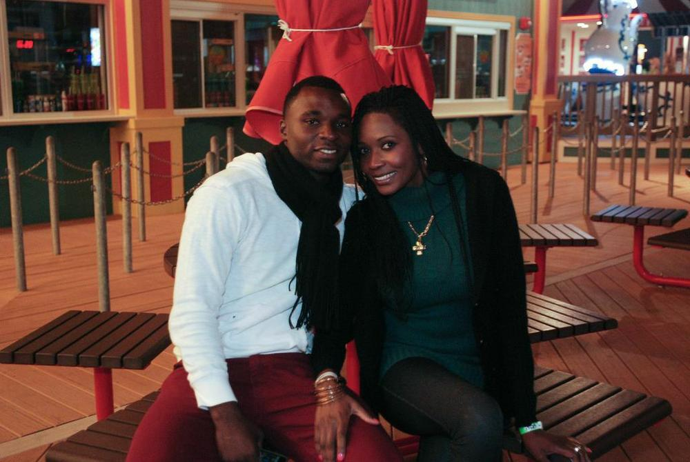 Damilola & Damilare Amusement Park Proposal 9