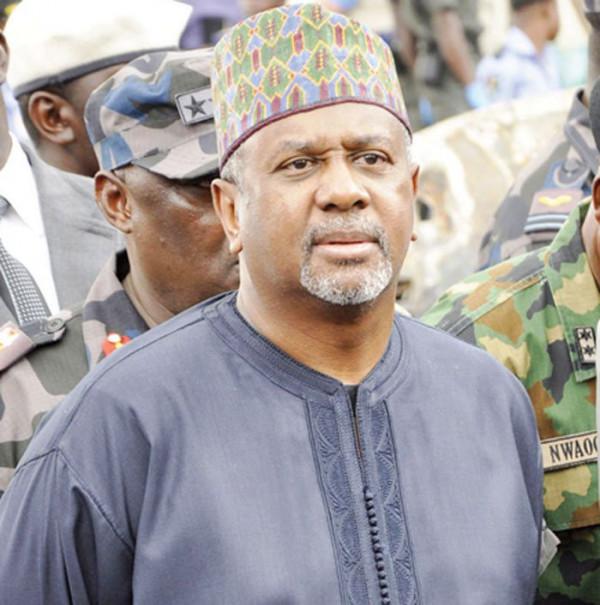 Colonel Sambo Dasuki