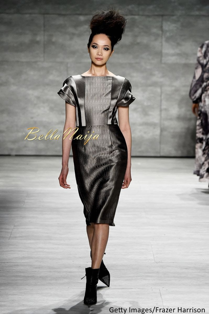 David Tlale at Mercedes-Benz Fashion Week New York 2015 David Tlale Makeup - Bellanaija - February2015012