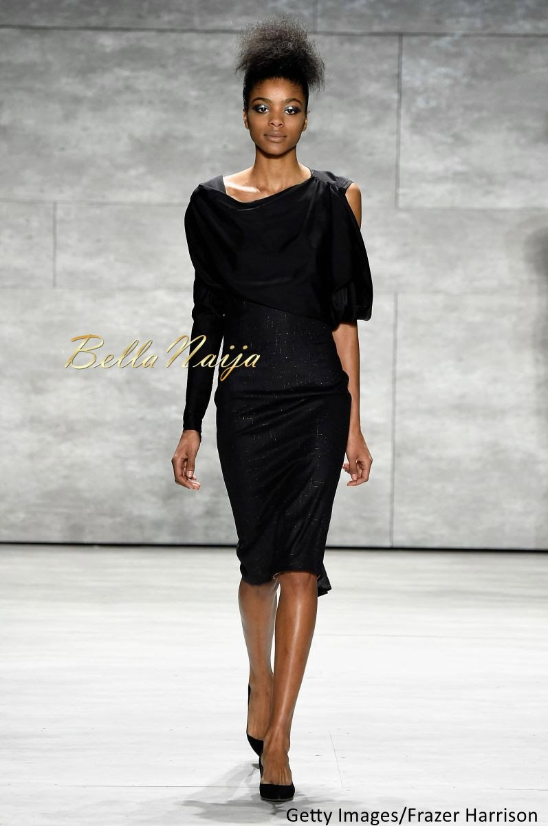 David Tlale at Mercedes-Benz Fashion Week New York 2015 David Tlale Makeup - Bellanaija - February2015022