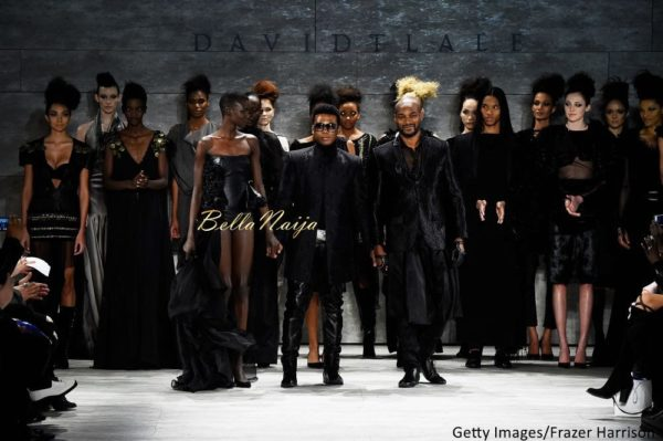 David Tlale at Mercedes-Benz Fashion Week New York 2015 David Tlale Makeup - Bellanaija - February2015036