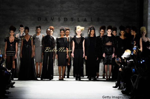 David Tlale at Mercedes-Benz Fashion Week New York 2015 David Tlale Makeup - Bellanaija - February2015039